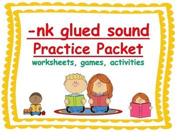 nk glued sounds