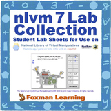 nlvm--Virtual Manipulatives Labs for Middle School Math