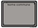 noms propres et noms communs biscuits