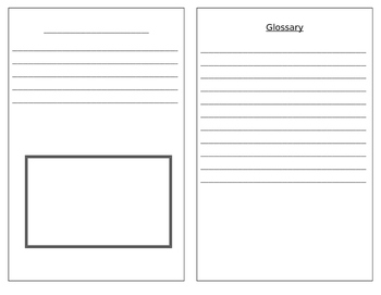 non-fiction writing template