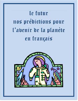 nos prédictions pour l'avenir FRENCH