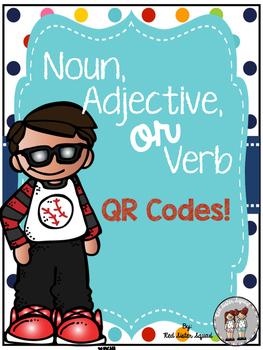 noun adjective and verbs!