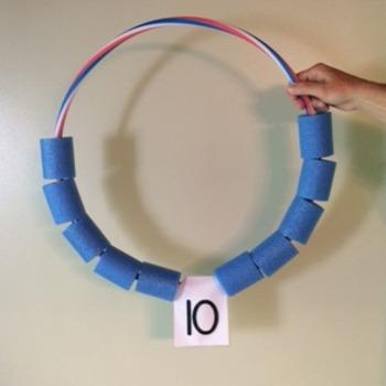 number bracelet-teacher model