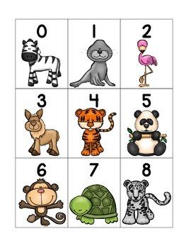 number lines to 20_bundle 4