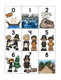 numeral cards 1 to 20: set 6