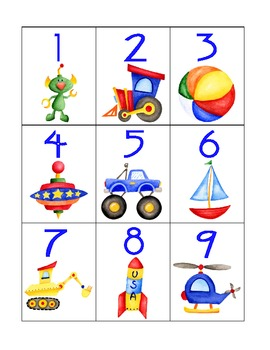 number lines to 20_bundle 3
