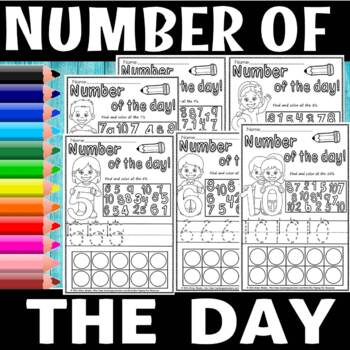 number of the day(1-10)