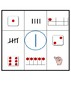 number recognition clothespin game
