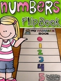 numbers flip book