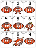 numeral cards 1 to 20: set 10 + bonus writing practice pages