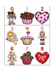 numeral cards 1 to 20: bundle 14_spring holidays theme