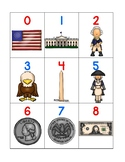 numeral cards 1 to 20: set 14_spring holidays theme