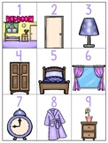 numeral cards 1 to 20: set 20