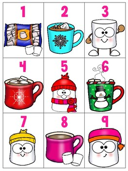 numeral cards 1 to 20: bundle 21