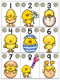 numeral cards 1 to 20: set 22