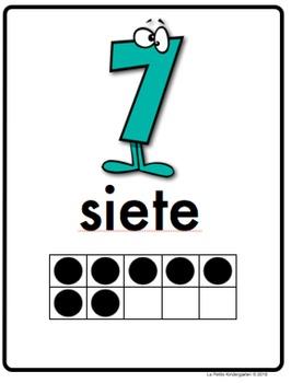 números 0 - 20