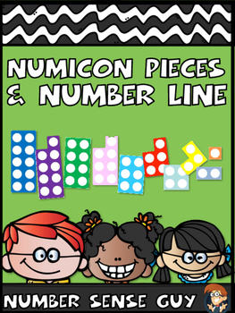 numicon tools (ten frame puzzles)