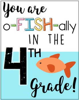 o-FISH-ally Back to School