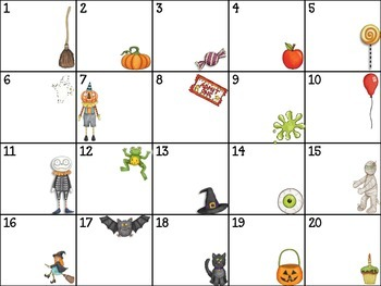 oOgLy BoOgLy Halloween Task Cards Multistep Problem Solving