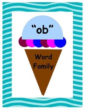 ob Word Family