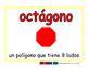 octagon/octagono geom 2-way blue/rojo