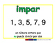 odd/impar prim 2-way blue/verde