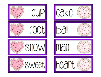 Oh So Sweet Valentine's Day Centers {Literacy & Math Bundle}