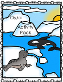 oi and oy Activity Pack (Diphthongs)