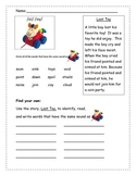 /oi/ and /oy/ worksheet/decodable