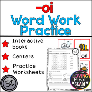 oi Diphthong Pack