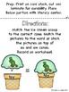 oi/oy Ice Cream Stack Phonics Literacy Center/Activity