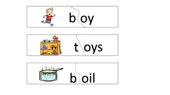 """oi & oy Literacy Centers - Reading Street Unit 5 Week 4 - """"Simple Machines"""""""