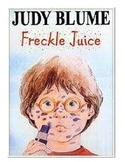 Freckle Juice Book Unit