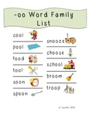 oo Word Family Bundle
