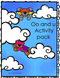 oo and u activity pack
