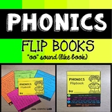 oo as in book  | Phonics Flip Book | Journeys The Dog that Dug for Dinosaurs