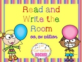 oo & ew Read and Write the Room