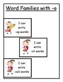 op, ot, ock Word Families