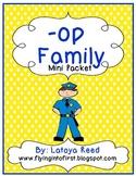 op word family mini pack