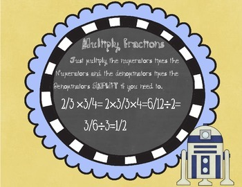 operations with fractions
