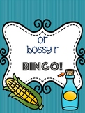 or Bossy R Bingo [10 playing cards]