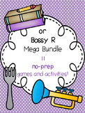 or Bossy R Mega Bundle! [11 no-prep games and activities]