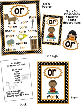 or Phonogram Book & Poster Pack with Phonics Practice Pages