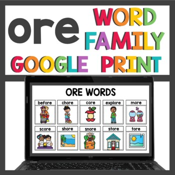 ore Word Work