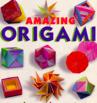 origami- paper folding art