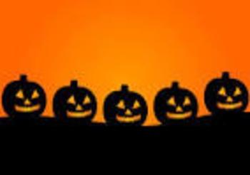 original rhyming Halloween poem