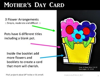 Mother's Day ::  Mother's Day Writing Activities  ::  Mother's Day Card