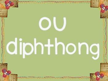 ou Dipthong