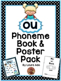 ou Phonogram Book & Poster Pack with Phonics Practice