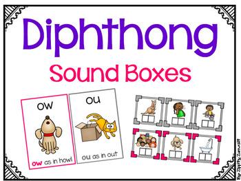 ou & ow Sound Boxes